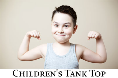 Tank Tops - Children's