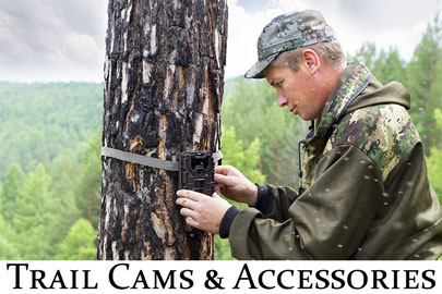 Trail Cams & Accessories