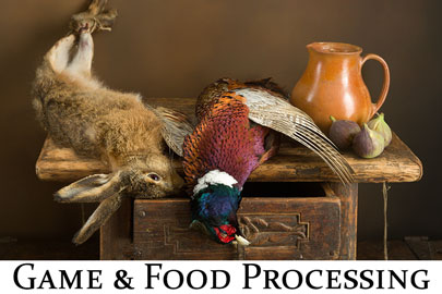 Game & Food Processing