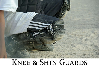 Leg & Knee Guards