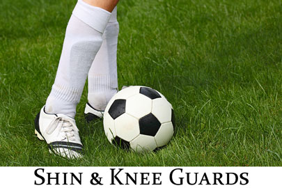 Soccer Shin & Knee Guards