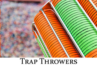 Trap Throwers