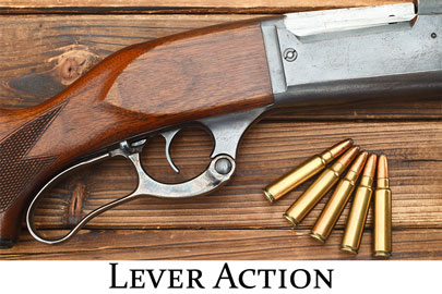 Lever Action - Centerfire